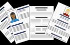 Obrázek k článku Jak napsat životopis a motivační dopis?