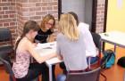 Workshop na téma židovského obyvatelstva v Bad Münstereifelu