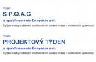 Obrázek k článku Projekty S.P.Q.A.G. a Projektový týden