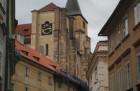Žlutí sídlili u sv. Jiljí