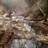 travertinové kupy nad Bubovickými vodopády