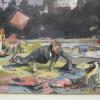 Obrázek k článku Neklidné obrazy Daniela Pitína v Rudolfinu