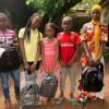 Obrázek k článku Studenti překládají dopisy z Afriky