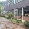 Obrázek k článku Partnerské gymnázium v Německu zasáhla povodeň